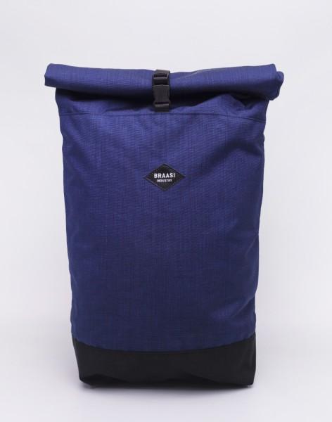 Batoh Braasi Industry Rolltop 02 Blue/ Black