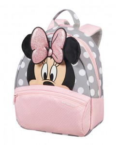 Samsonite Dětský batoh Disney Ultimate 2.0 40C 7 l – růžová