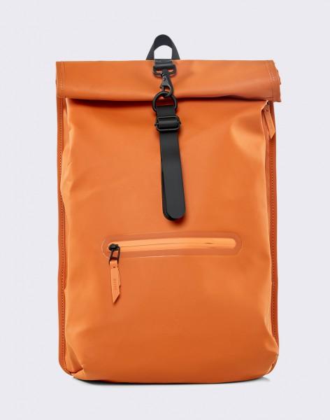 Batoh Rains Roll Top Rucksack 83 Fire Orange