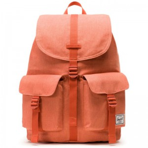 BATOH HERSCHEL Dawson – oranžová – 20.5L