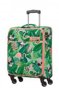 American Tourister Kabinový cestovní kufr Funshine Disney Spinner 49C 36 l – Minnie Miami Palms