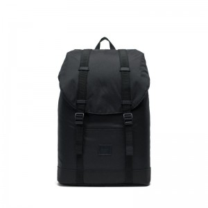 Herschel Supply Retreat Mid-Volume LIGHT Black