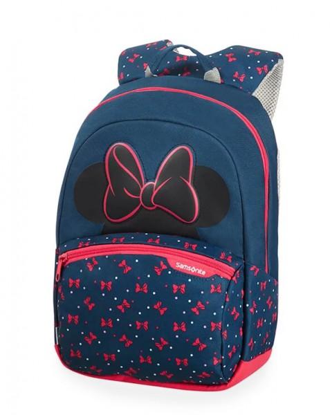 Samsonite Dětský batoh Disney Ultimate 2.0 S+ 40C 10,5 l – modrá