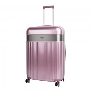 Titan Cestovní kufr Spotlight Flash 4w L Wild rose 102 l