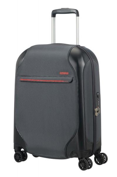 American Tourister Kabinový cestovní kufr Skyglider 57G 32 l – tmavě šedá