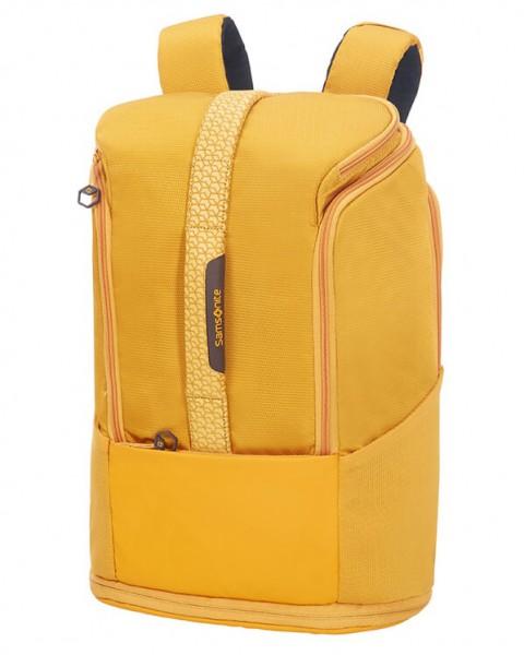 Samsonite Batoh na notebook Hexa-Packs BP M EXP Sport CO5 19,5/26 l 14″ – žlutá