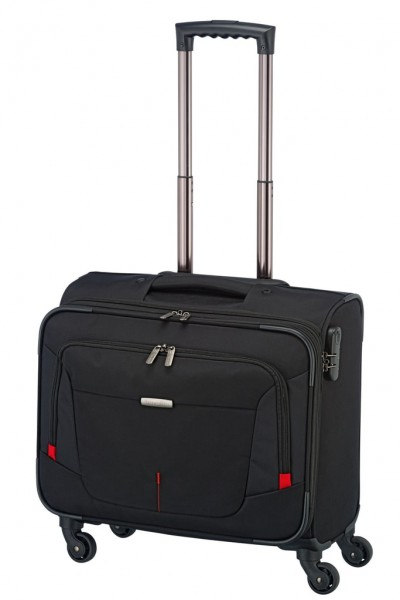 Travelite Business kufřík @Work 4w Black 32 l