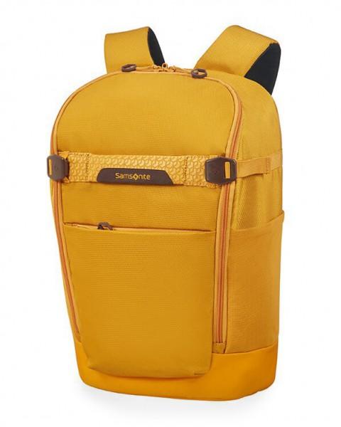 Samsonite Batoh na notebook Hexa-Packs BP S Day CO5 16 l 14″ – žlutá