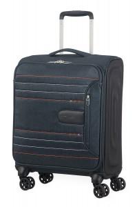 American Tourister Kabinový cestovní kufr Sonicsurfer Spinner 46G 40 l – tmavě modrá