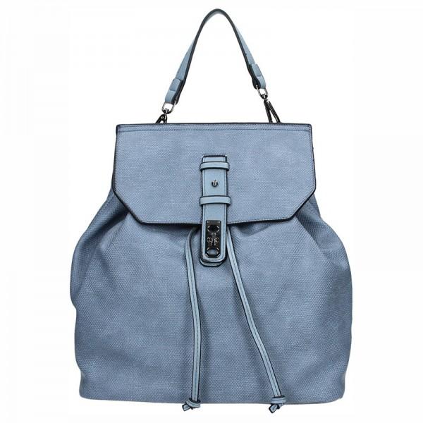 Dámský batoh Suri Frey Freda – modrá