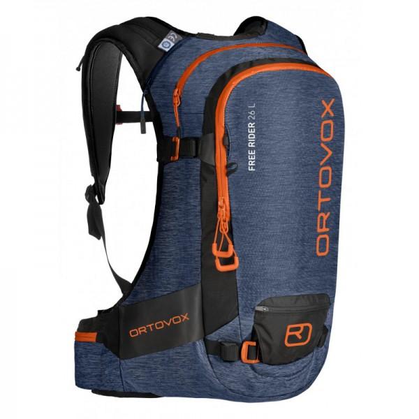 Ortovox Free Rider 26 L 2017 Ortovox, night blue 4 B