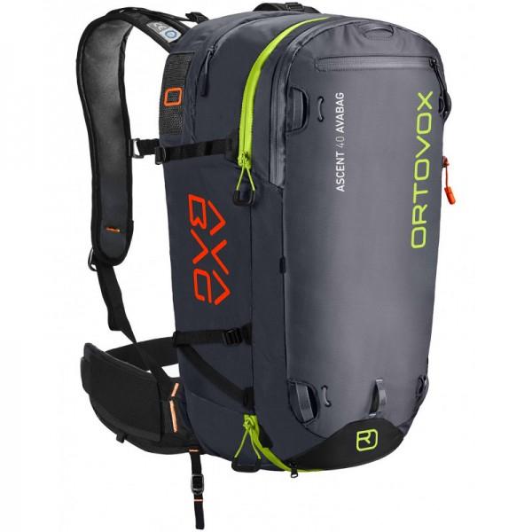 Ortovox Ascent 40 Avabag Kit Ortovox, black anthracite 1 B