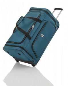 Titan Nonstop 2w Duffle Petrol cestovní taška na kolečkách 70x37x38 cm 98 l