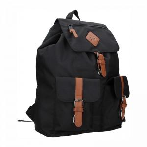 Pánský trendy batoh Enrico Benetti Juan – černá