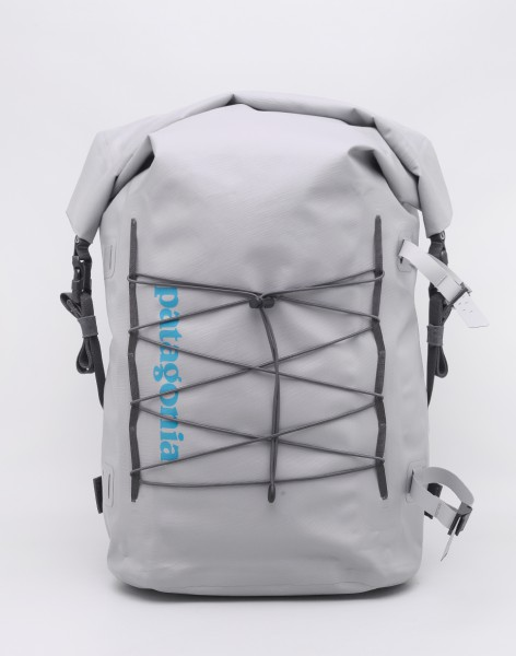 Batoh Patagonia Stormfront Roll Top Pack Drifter Grey