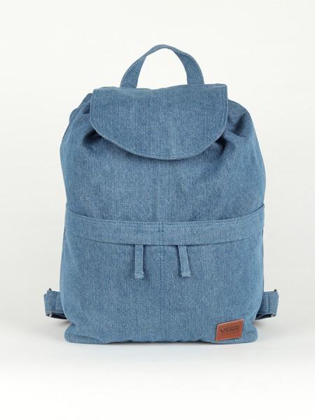Batoh Vans Wm Lakeside Backpack Denim Modrá