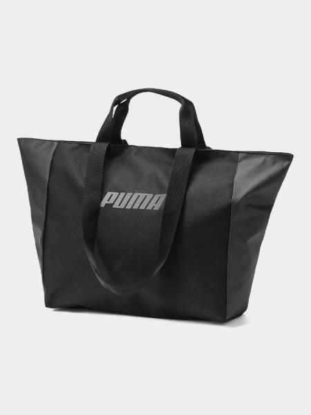 Taška Puma WMN Core Large Shopper Black Černá