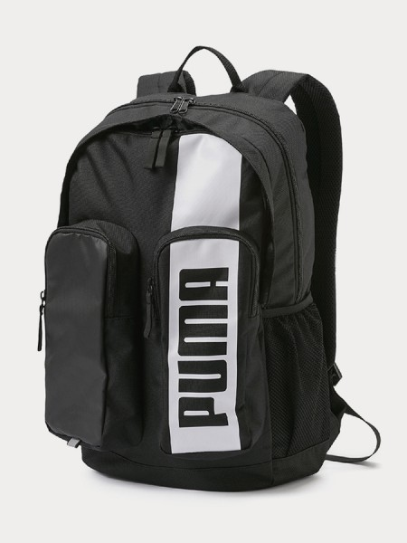 Batoh Puma Deck Backpack II Black Černá