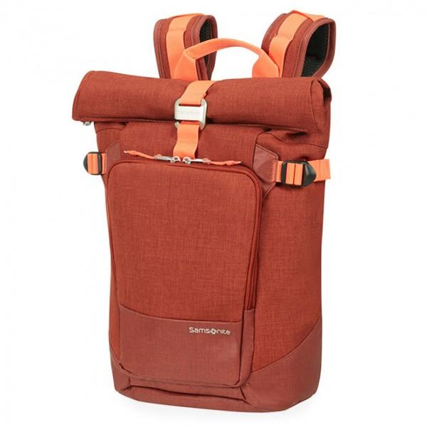 Samsonite Batoh na notebook Ziproll CO6 19 l 15.6″ – oranžová