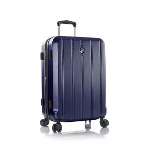Heys Para-Lite M Navy elegantní cestovní kufr 4dw TSA 4,0 kg 66 cm 83 l