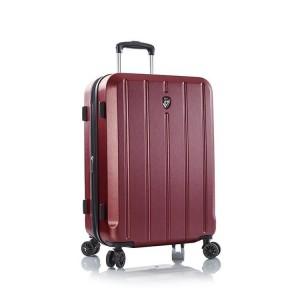 Heys Para-Lite M Red elegantní cestovní kufr 4dw TSA 4,0 kg 66 cm 83 l