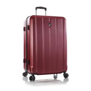Heys Para-Lite L Red elegantní cestovní kufr 4dw TSA 5,0 kg 76 cm 124 l
