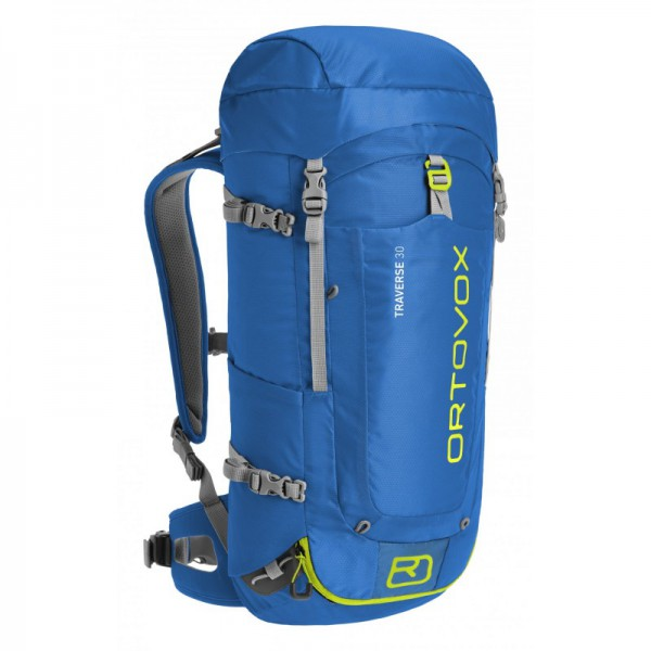 Ortovox Traverse 30 Ortovox, blue sea 0 B
