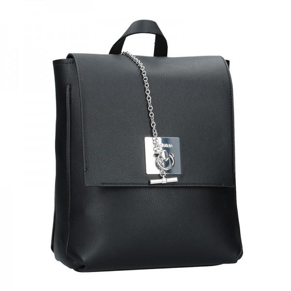 Dámský batoh Calvin Klein Jeans Paloma – černá
