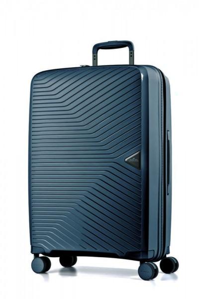 March Cestovní kufr Gotthard 70 l – 74-orion blue
