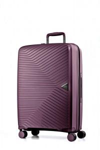 March Kabinový cestovní kufr Gotthard 39 l – 22-purple