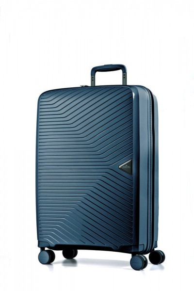 March Kabinový cestovní kufr Gotthard 39 l – 74-orion blue