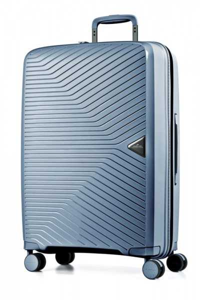 March Cestovní kufr Gotthard 111 l – 48-blue/grey