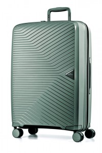 March Cestovní kufr Gotthard 111 l – 63-petrol green