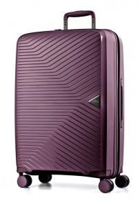 March Cestovní kufr Gotthard 111 l – 22-purple
