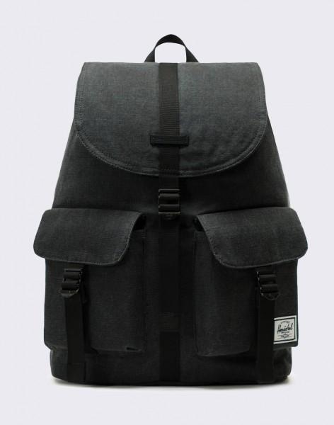 Batoh Herschel Supply Dawson Cotton Casuals Black