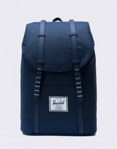 Batoh Herschel Supply Retreat Medieval Blue Crosshatch/ Medieval Blue