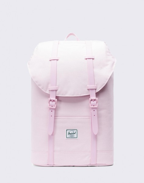 Batoh Herschel Supply Retreat Mid-Volume Pink Lady Crosshatch