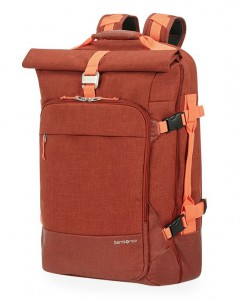 Samsonite Batoh Ziproll 3-Way Boardcase CO6 50 l 10.5″ – oranžová