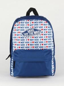 Batoh Vans Wm Realm Backpack True Blue Modrá