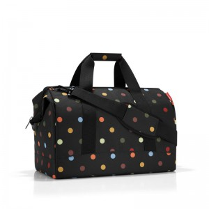 Reisenthel Allrounder L Dots dámská brašna ve tvaru doktorského kufříku