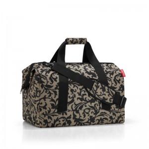 Reisenthel Allrounder L Baroque Taupe dámská brašna ve tvaru doktorského kufříku