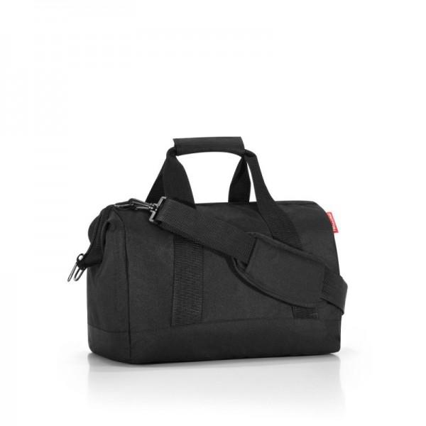 Reisenthel Allrounder M Black dámská brašna ve tvaru doktorského kufříku