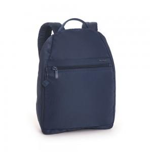 Hedgren Dámský batoh Vogue L RFID 8 l – modrá