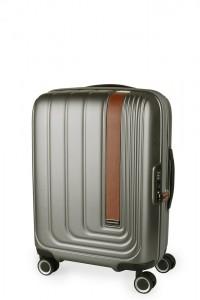 March Kabinový cestovní kufr Beau Monde 41 l – antracitová