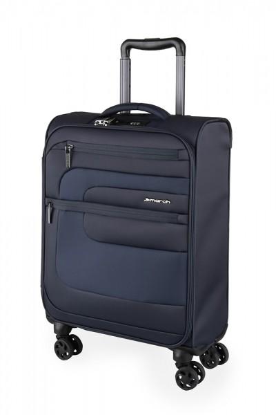 March Kabinový cestovní kufr Classic 37 l – tmavě modrá