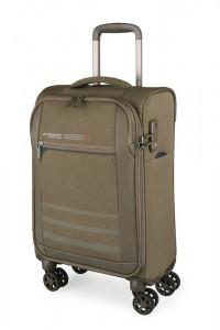March Kabinový cestovní kufr Sigmatic 34,5 l – kasmir – khaki