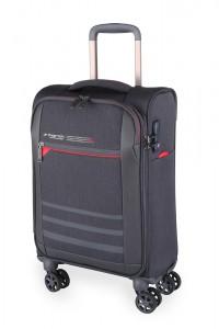March Kabinový cestovní kufr Sigmatic 34,5 l – tmavě šedá