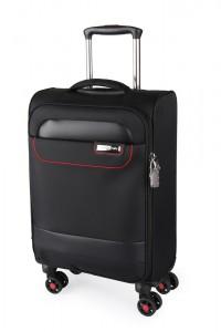 March Kabinový cestovní kufr Tourer 34,5 l – černá