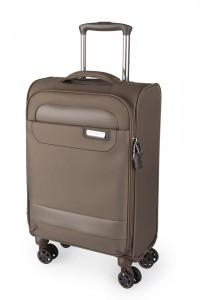 March Kabinový cestovní kufr Tourer 34,5 l – kaschmir – khaki