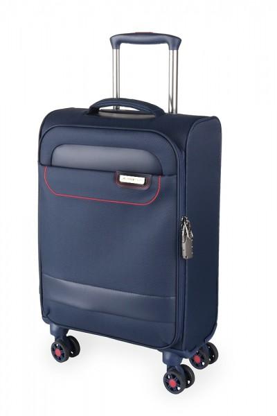 March Kabinový cestovní kufr Tourer 34,5 l – tmavě modrá